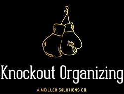 KNOCKOUT ORGANIZING